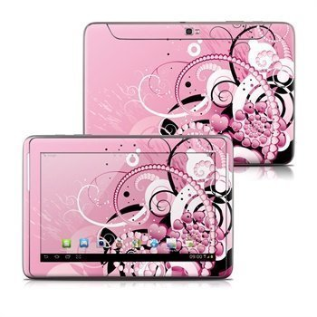 Samsung Galaxy Note 10.1 N8000 N8010 Her Abstraction Skin