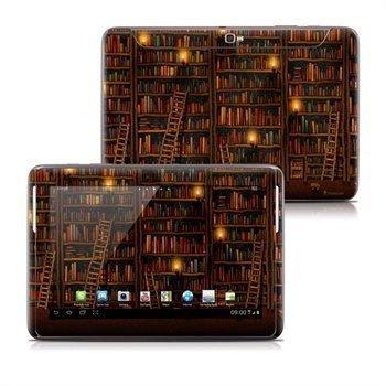 Samsung Galaxy Note 10.1 N8000 N8010 Library Skin