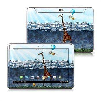 Samsung Galaxy Note 10.1 N8000 N8010 Ocean Fest Skin