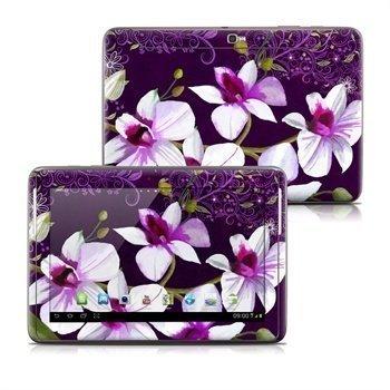 Samsung Galaxy Note 10.1 N8000 N8010 Violet Worlds Skin