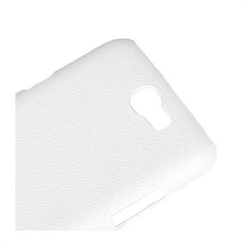 Samsung Galaxy Note 2 N7100 Jekod Shield Leather Case White