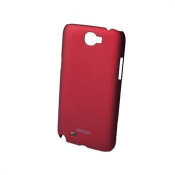 Samsung Galaxy Note 2 N7100 Jekod Super Cool Case Red
