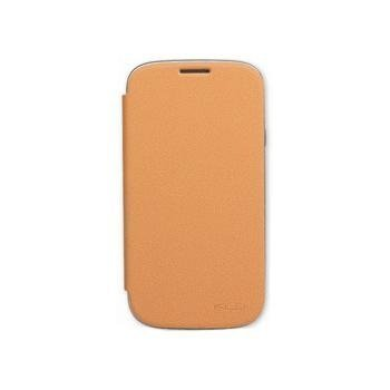 Samsung Galaxy Note 2 N7100 Kalaideng Bei Series Flip Case Orange
