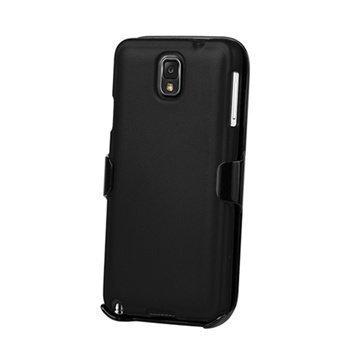 Samsung Galaxy Note 3 N9000 Beyond Cell 3in1 Yhdistelmäkotelo Musta
