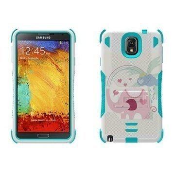 Samsung Galaxy Note 3 N9000 N9005 Beyond Cell Tri Shield Hybridikotelo Puhdas Rakkaus