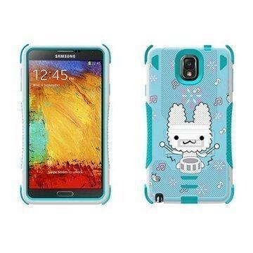 Samsung Galaxy Note 3 N9000 N9005 Beyond Cell Tri Shield Hybridikotelo Rumpalitähdet
