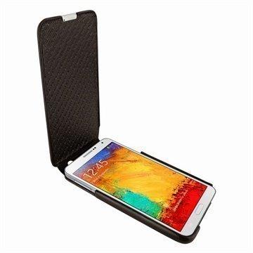 Samsung Galaxy Note 3 N9000 N9005 Piel Frama iMagnum Leather Case Brown