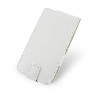 Samsung Galaxy Note 3 PDair Leather Case 3WSSL3F41 Valkoinen