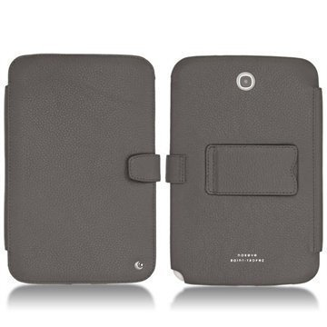 Samsung Galaxy Note 8.0 N5100 N5110 Noreve Tradition B Leather Case Anthracite