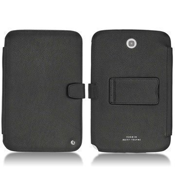 Samsung Galaxy Note 8.0 N5100 N5110 Noreve Tradition B Leather Case Ebony