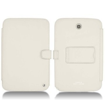 Samsung Galaxy Note 8.0 N5100 N5110 Noreve Tradition B Leather Case White