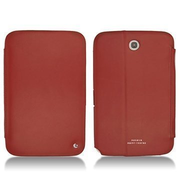 Samsung Galaxy Note 8.0 N5100 N5110 Noreve Tradition Leather Case Red
