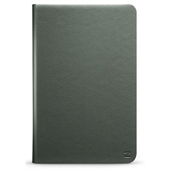 Samsung Galaxy Note 8.0 N5100 Zenus Masstige E-Stand Diary Kotelo Tumman Harmaa