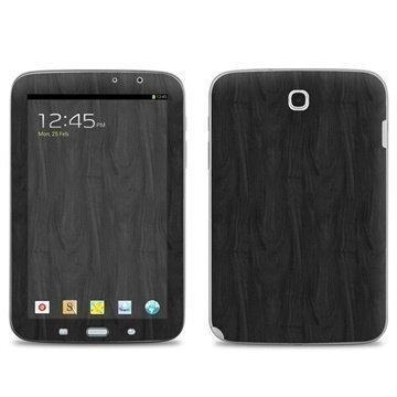 Samsung Galaxy Note 8.0 N5110 Black Woodgrain Skin