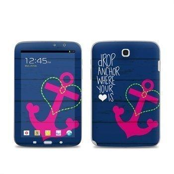 Samsung Galaxy Note 8.0 N5110 Drop Anchor Skin