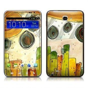 Samsung Galaxy Note I717 City Life Skin