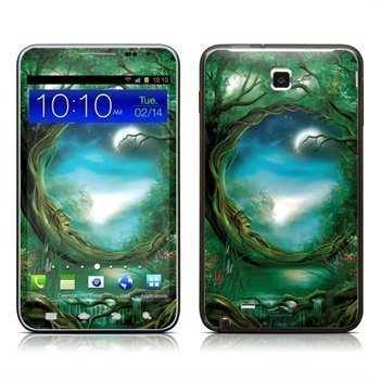 Samsung Galaxy Note I717 Moon Tree Skin