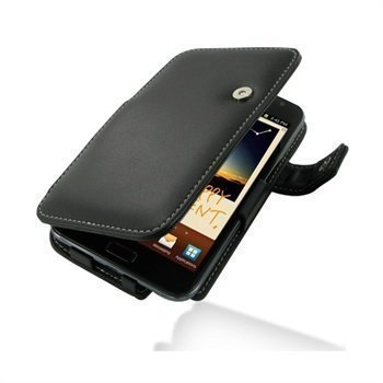 Samsung Galaxy Note N7000 PDair Leather Case 3BSSGNB41 Musta