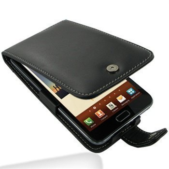 Samsung Galaxy Note N7000 PDair Leather Case 3BSSGNF41 Musta