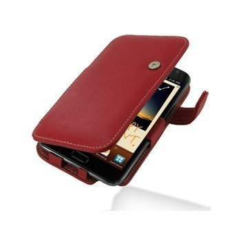 Samsung Galaxy Note N7000 PDair Leather Case 3RSSGNB41 Punainen