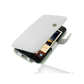 Samsung Galaxy Note N7000 PDair Leather Case 3WSSGNB41 Valkoinen