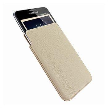 Samsung Galaxy Note N7000 Piel Frama Unipur Nahkakotelo Kerma