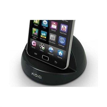 Samsung Galaxy S WiFi 5.0 KiDiGi USB Desktop Charger
