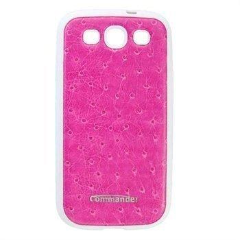 Samsung Galaxy S3 i9300 Commander ProArt Case Pink
