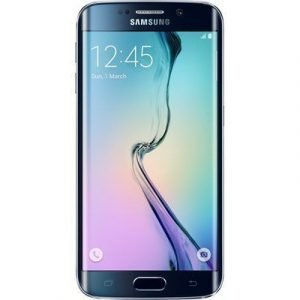 Samsung Galaxy S6 Edge 32gb Musta