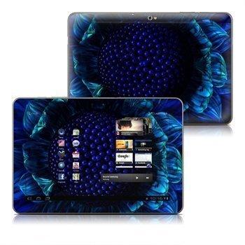 Samsung Galaxy Tab 10.1 Cobalt Daisy Skin