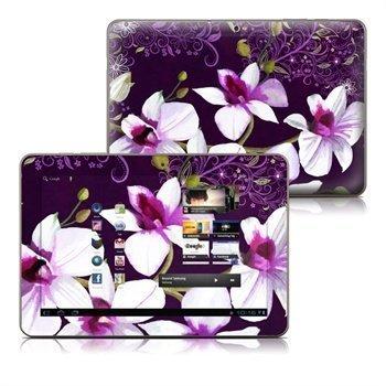 Samsung Galaxy Tab 10.1 Violet Worlds Skin