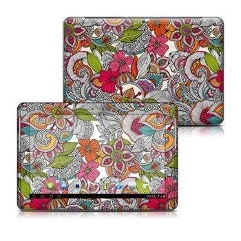 Samsung Galaxy Tab 2 10. 1 P5110 Doodles Color Skin