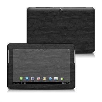 Samsung Galaxy Tab 2 10. 1 P5110 P5100 Black Woodgrain Skin