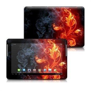 Samsung Galaxy Tab 2 10. 1 P5110 P5100 Flower Of Fire Skin