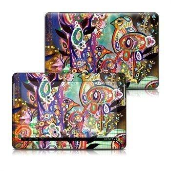 Samsung Galaxy Tab 2 10. 1 P5110 P5100 Purple Birds Skin