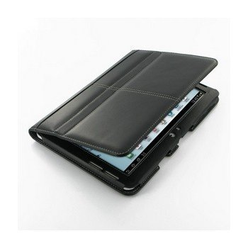 Samsung Galaxy Tab 2 10.1 PDair Leather Case 3BSS2WBX1 Musta