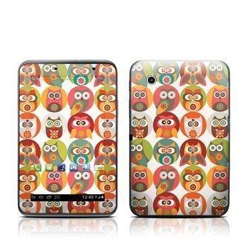Samsung Galaxy Tab 2 7.0 Owls Family Skin