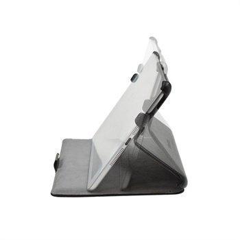 Samsung Galaxy Tab 2 7.0 P3100 StarCase Holder Nahkakotelo & Jalusta Boston Musta