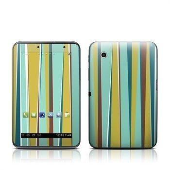 Samsung Galaxy Tab 2 7.0 Sea Stripes Skin