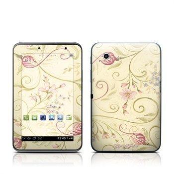 Samsung Galaxy Tab 2 7.0 Tulip Scroll Skin