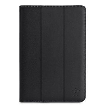 Samsung Galaxy Tab 3 10.1 P5200 P5210 Belkin Smooth Tri-Fold Kotelo Musta
