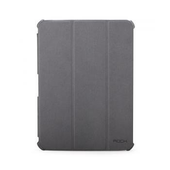 Samsung Galaxy Tab 3 10.1 P5200 P5210 Rock Suojakotelo & Jalusta Musta