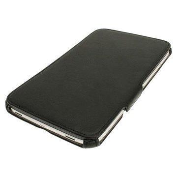 Samsung Galaxy Tab 3 8.0 iGadgitz Leather Case Black