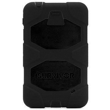 Samsung Galaxy Tab 4 7.0 Griffin Survivor Suojakotelo Musta