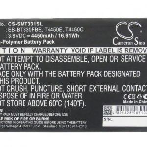 Samsung Galaxy Tab 4 8.0 SM-T330 SM-T355 akku 4450 mAh