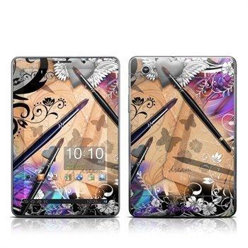 Samsung Galaxy Tab 7.7 Dream Flowers Skin