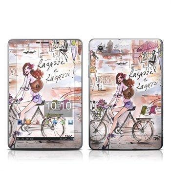 Samsung Galaxy Tab 7.7 Ragazze e Ragazzi Skin