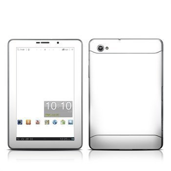 Samsung Galaxy Tab 7.7 Solid State White Skin
