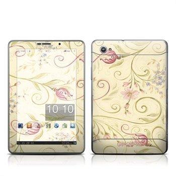 Samsung Galaxy Tab 7.7 Tulip Scroll Skin