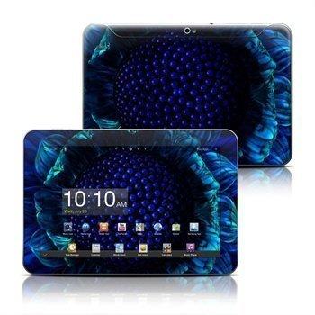 Samsung Galaxy Tab 8.9 Cobalt Daisy Skin